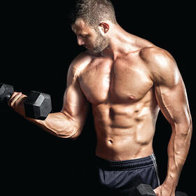 build muscle - 10 quick tips