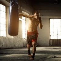 Kickboxing cardio workouts la