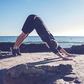 functional training plank walkout
