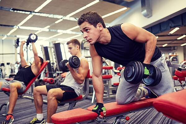 Fireman workout main