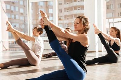 Yoga Exercises for Mindfulness 1
