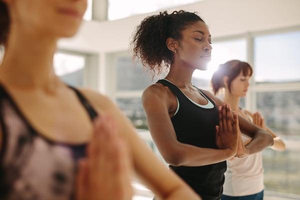 Yoga Exercises for Mindfulness
